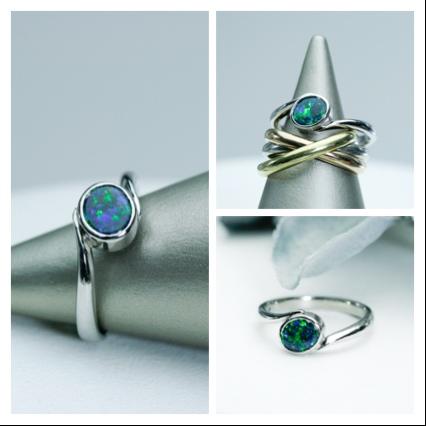 Opal Ring オパールリング オリジナル