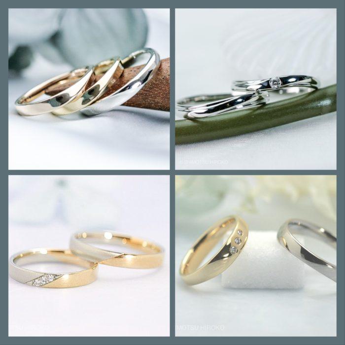 大人の風格 マリッジリング*結婚指輪