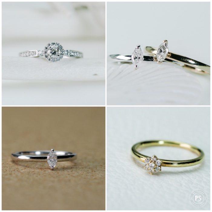 10万円までのダイヤモンドリング