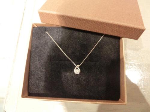 結婚記念日のダイヤモンドプレゼント